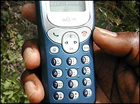 Mobile Phone in Kenya