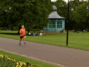running coaching client andrew running