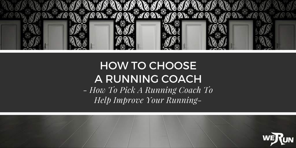 How To Choose A Running Coach