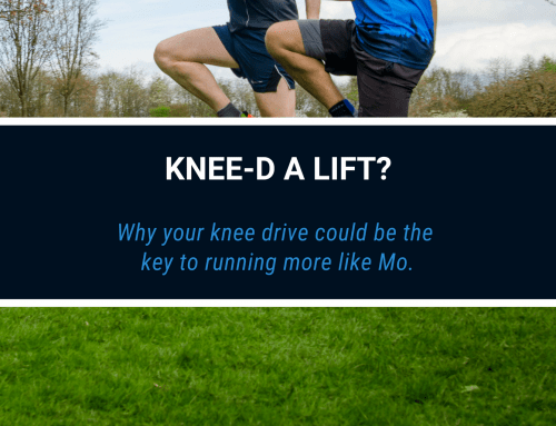 Knee Drive In Running