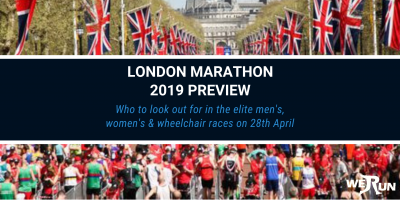 london marathon 2019 preview
