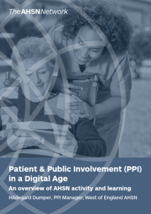 Front page from the PPI Guide