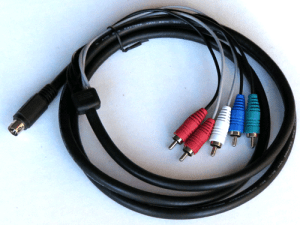 Breakout Component and AV Cable for HR54, H25, C31, C41 and C51  DIRECTV Hardware  WeaKnees