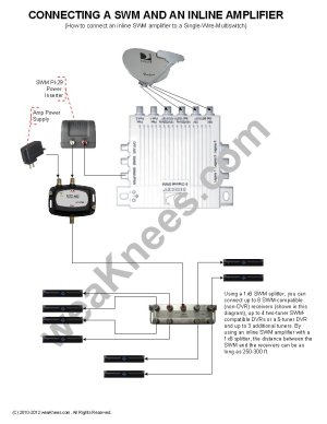 DIRECTV SWM Wiring Diagrams and Resources