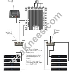 Directv Swm 16 Wiring Diagram Pioneer Fh X700bt Diagrams And Resources A Swm16 With 8 Dvrs No Deca Router Package