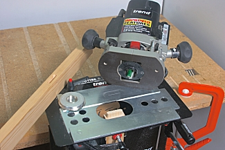 Trend Mortise Tenon Jig