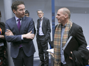 Here's what happened in the 'missing hour' when the Eurogroup statement on Greece fell apart
