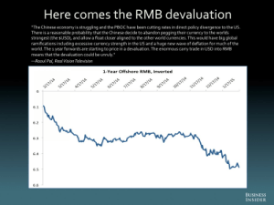 RAOUL PAL: China's currency peg doesn't make sense for the economy + MORE