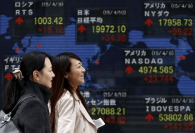Asian shares up on Greek rescue hopes, dollar shines