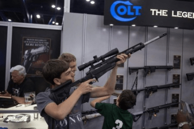 Gun maker Colt heads toward bankruptcy showdown with bondholders