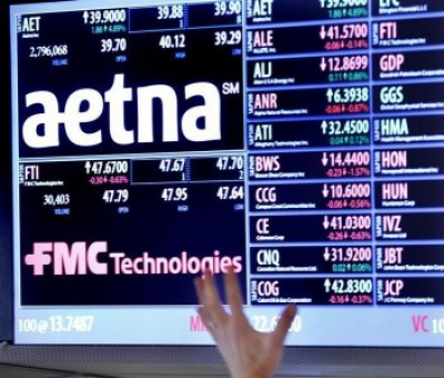 Aetna close to buying Humana: Bloomberg