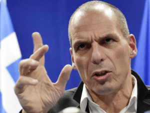 VAROUFAKIS: 'Our NO is a majestic, big YES to a democratic Europe.' (USD, EUR, GREK) + MORE