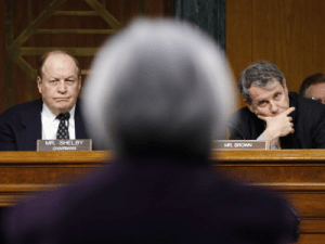 Janet Yellen has had a hard time making friends in Congress — and now she's trying to fix it + MORE