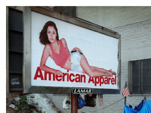 Here's who American Apparel owes the most money + MORE