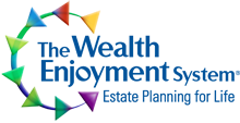 Wealth Enjoyment System Logo