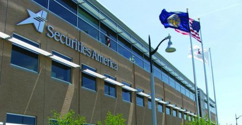 Securities America Recruits 135 Billion OSJ From LPL