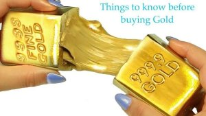How to Buy Gold This Diwali