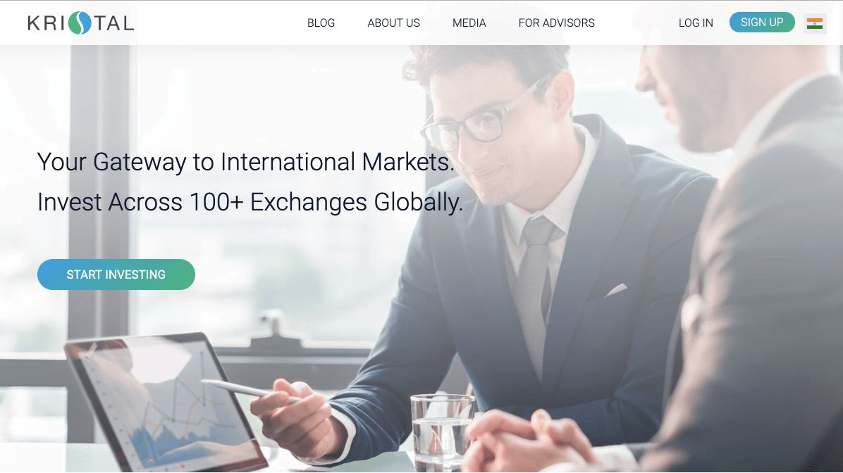 How to Invest in International Markets with KRISTAL.AI