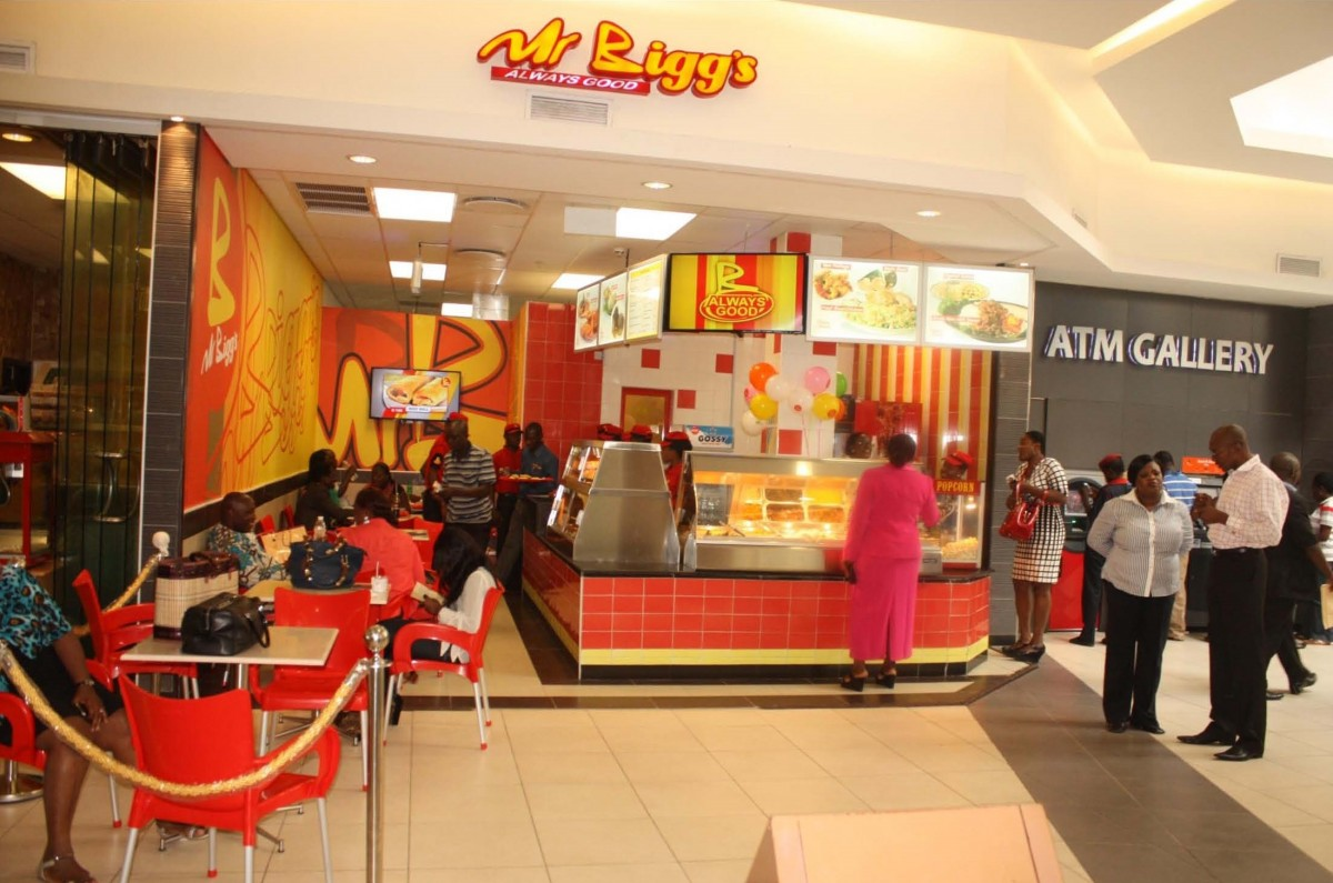 Local Fast Food Places