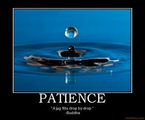 patience buddha