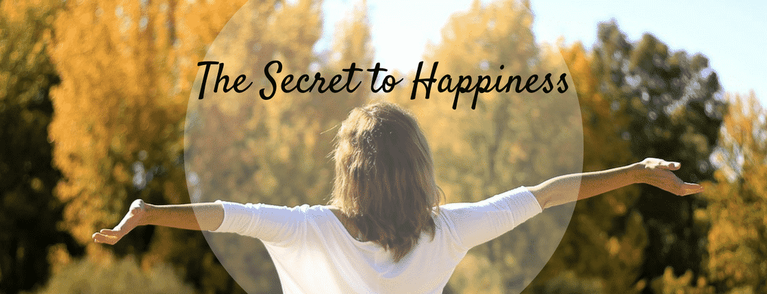 Finding The Secret to Inner Happiness.