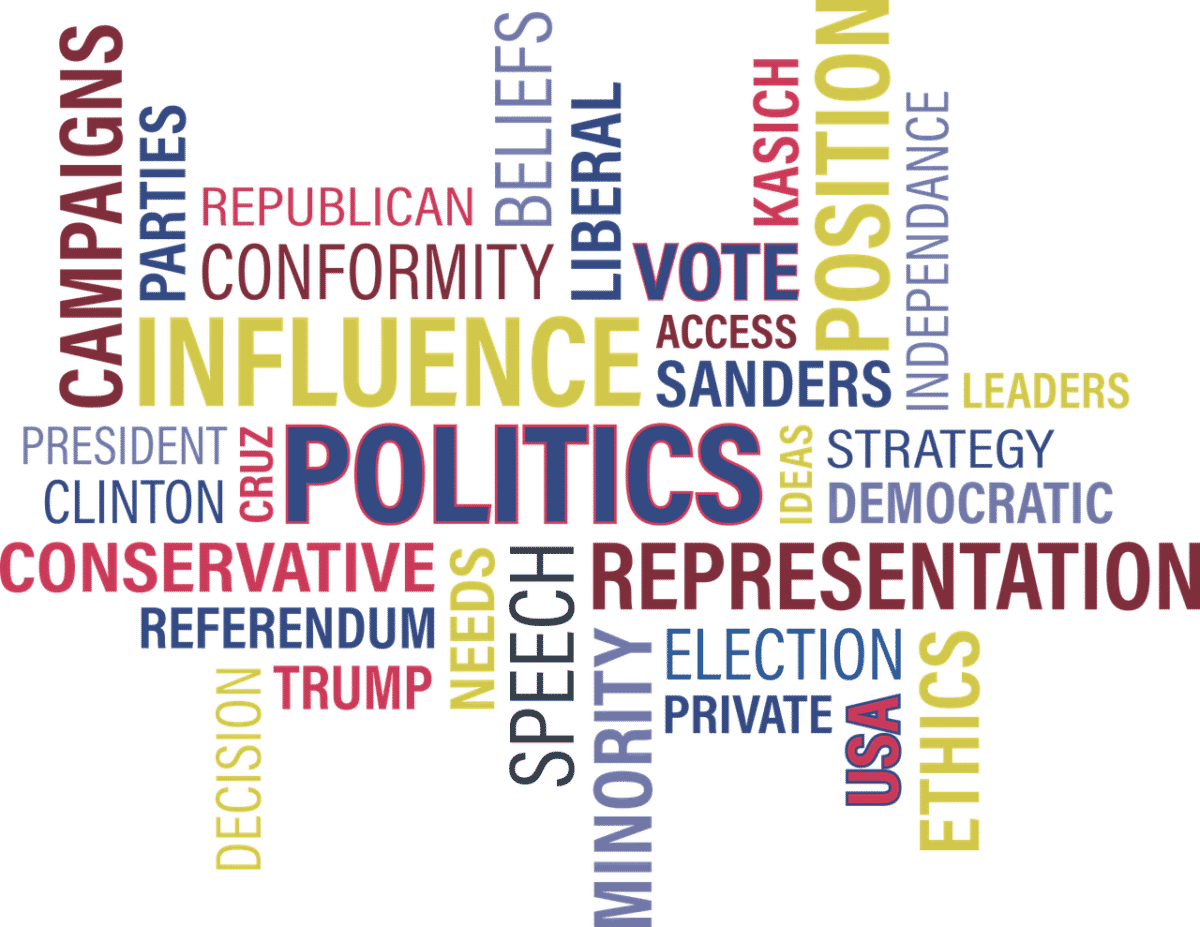 Fighting in Relationships and Reaction to the Presidential Debates