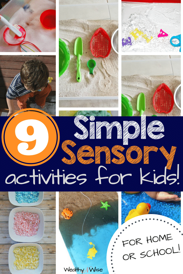 PIN NOW! Sensory Bins For Busy Moms! Sensory Activities For Kids, Sensory Bin Ideas, Sensory Activities For Toddlers, Sensory Activities For Preschoolers, Fine Motor Skills