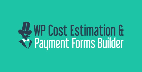 WP Cost Estimation & Payment Forms Builder 9.740 Nulled