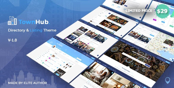 TownHub 1.5.8 - Directory & Listing WordPress Theme - LatestNewsLive | Latest News Live | Find the all top headlines, breaking news for free online April 29, 2021