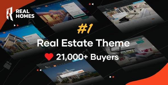 RealHomes 3.14.0 Nulled – Estate Sale and Rental WordPress Theme