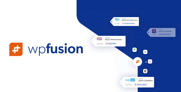 WP Fusion 3.37.19 Nulled + Addons – Marketing Automation for WordPress Plugin