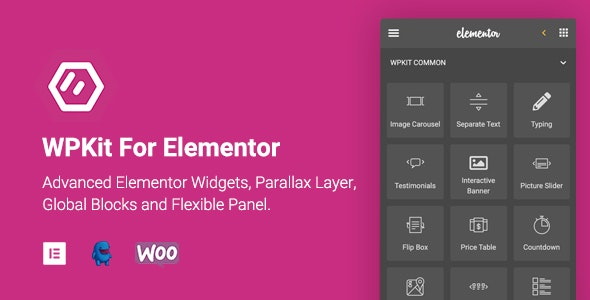 WPKit For Elementor 1.0.9 – Widgets Collection & Parallax Layer – LatestNewsLive