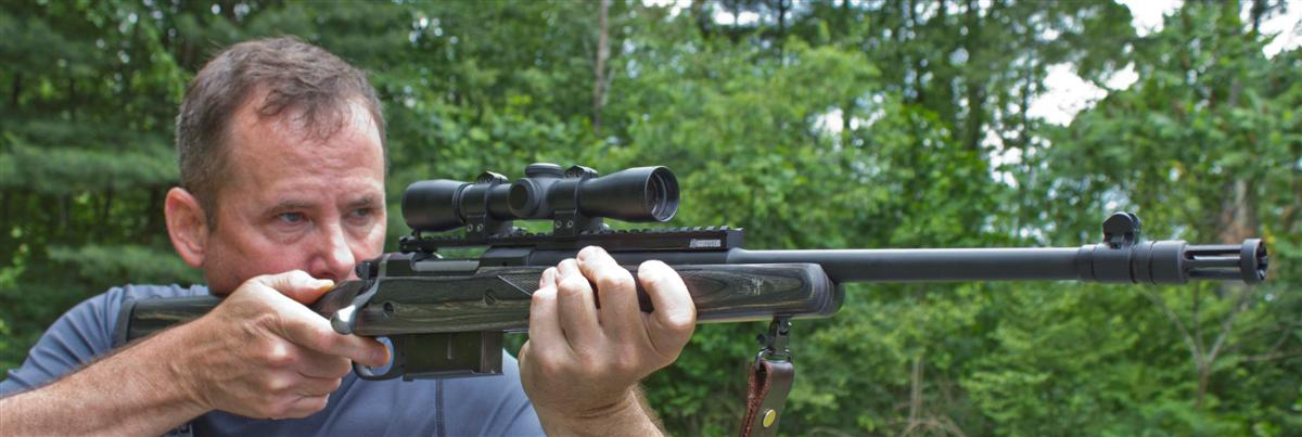 Fiddling with Ruger's Scout Rifle | The Weapon Blog