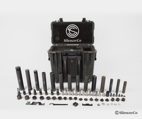 SilencerCo Conquest Kit
