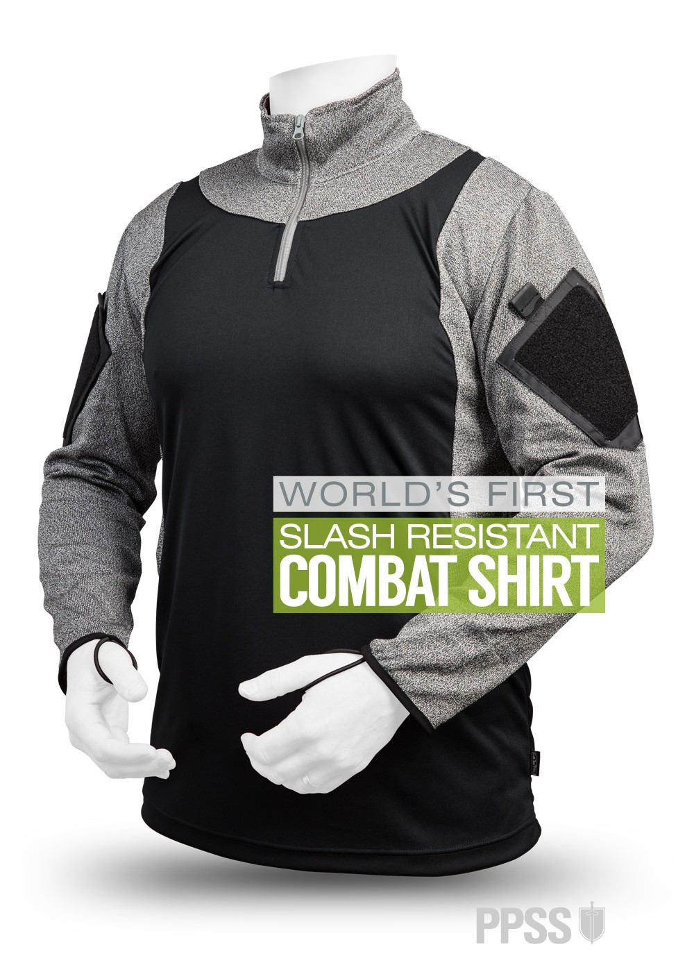 The Worlds First Slash Resistant Combat Shirt  The
