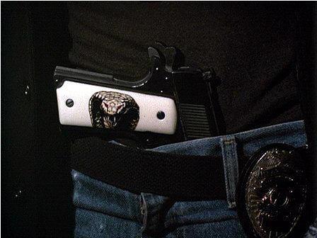 Cobra Knife Sylvester Stallone