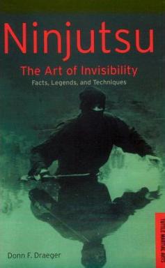 BOOK Ninjutsu The Art of Invisibility