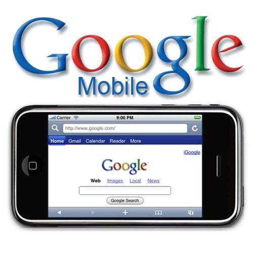 Google Mobile Friendly Report