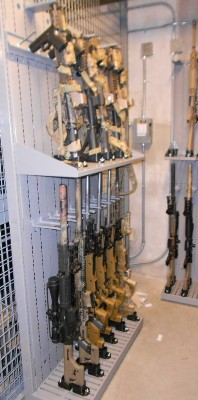 Military Weapon Cages Military Weapon Storage Cages