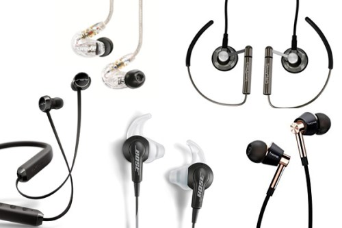 57aac43228f Best Earbuds, earphones, in ear headphones under 100 of 2018