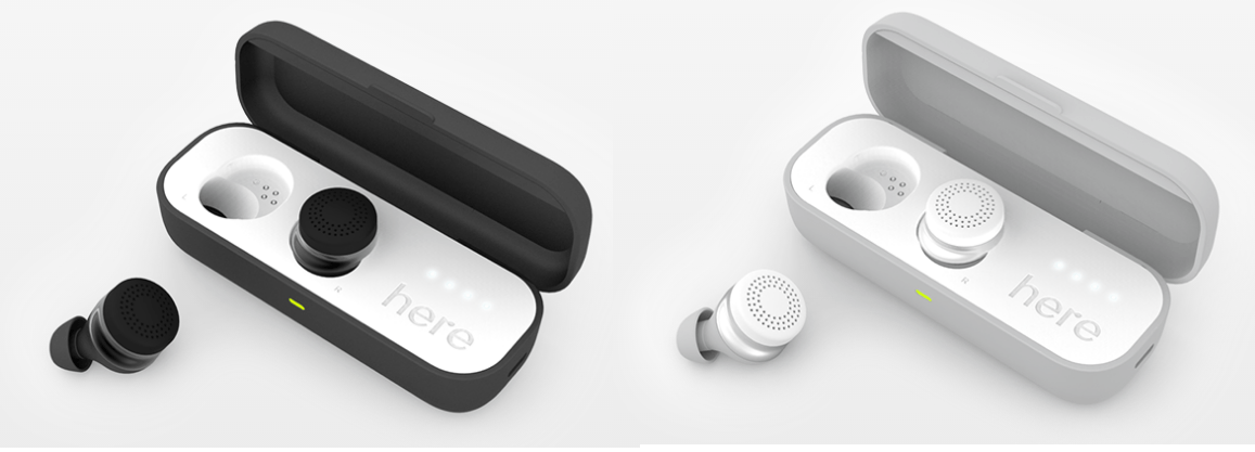 934f0600e50 Here One Totally Cordless Earbuds With ANC - Wearable In Ear