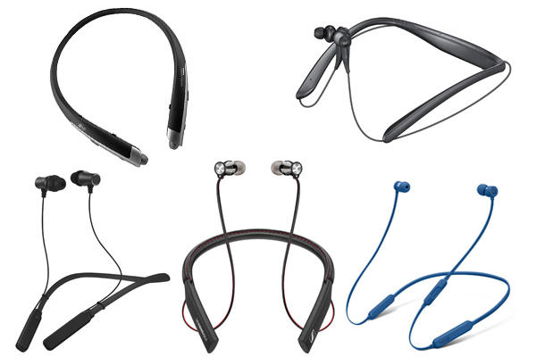 5 Best Behind The Neck Bluetooth Headphones With In Ear