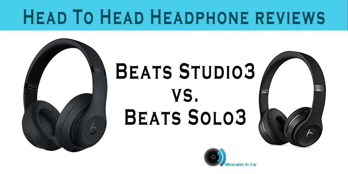 Beats Studio3 vs. Beats Solo3  8c7adefa3c32