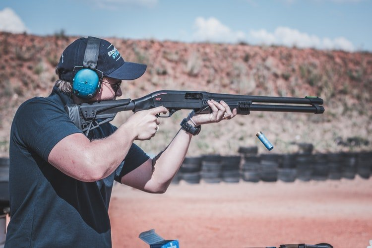Ear protection for shooting is important