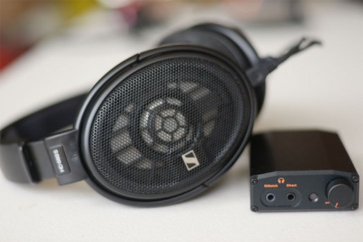 HD660s + iFi Nano BL