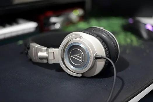 Audio Technica ATH M50 50th Anniversary Limited Edition
