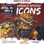 Daniele Afferni | ICONS - an exhibition