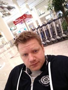 Cody in Dubai