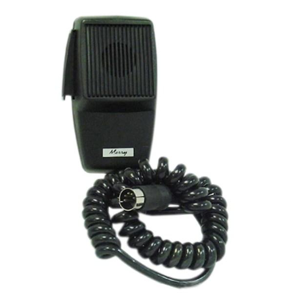 realistic 5 pin microphone wiring  realistic cb radio mic