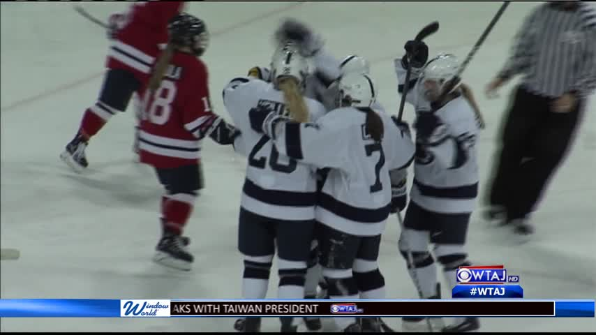 PSU Swept By Colonials